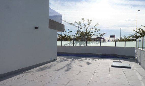 Вилла в Мурсии, Торре-де-ла-Орадада, 105 м2, бассейн   | 5