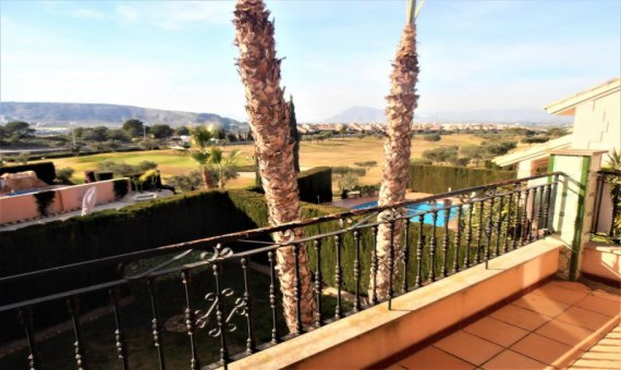 Villa in Alicante, Algorfa, 116 m2, pool   | 12