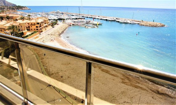Apartment in Alicante, Altea, 82 m2, pool -
