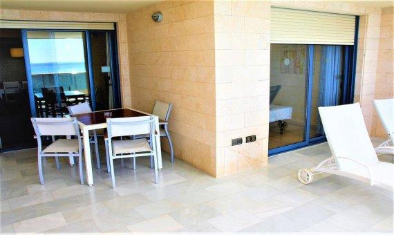 Квартира в Аликанте, Альтеа, 82 м2, бассейн   | 10