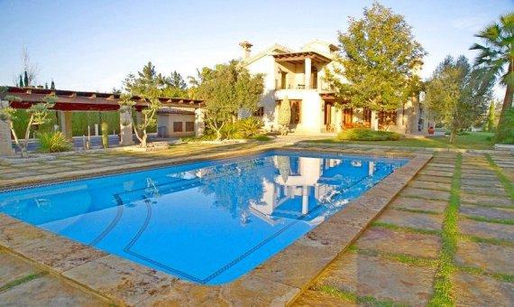 Вилла в Аликанте, Альморади, 732 м2, бассейн   | 2
