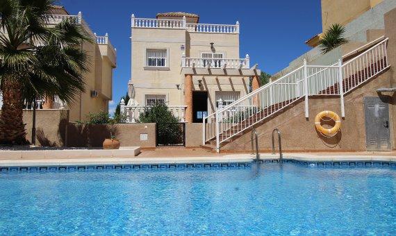 Villa in Alicante, Rojales, 123 m2, pool -